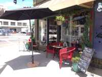 Cute outdoor seating - Yelp