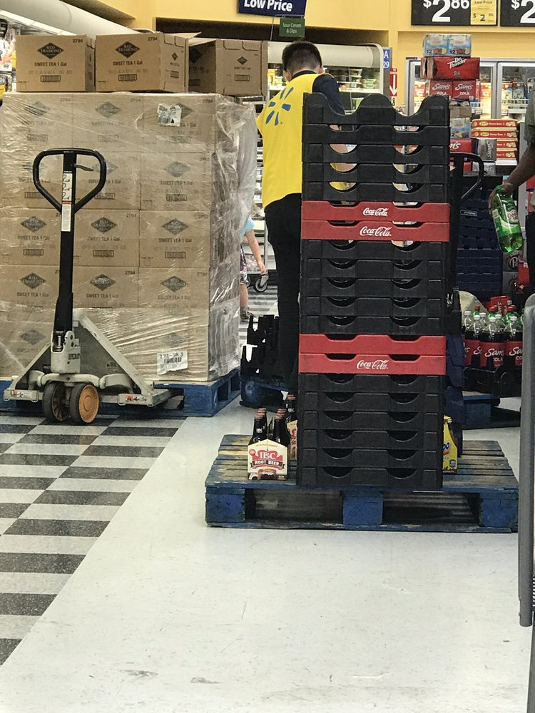 Walmart Supercenter - 11 Photos - Grocery - 100 No Lhs Dr, Lumberton