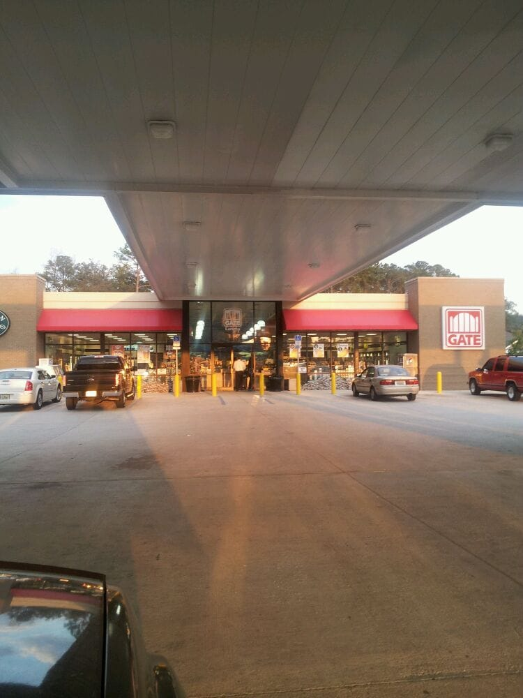 Gate gas station on Loretto Rd - Yelp