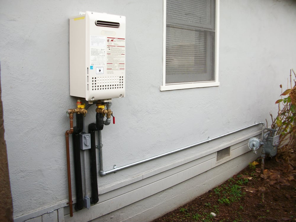 Atmos Natural Gas Meter Installation Cost