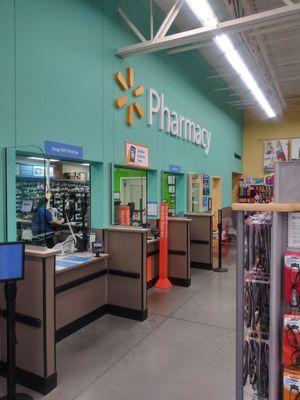 Walmart Pharmacy - Pharmacy - 502 Booth Rd, Warner Robins, GA