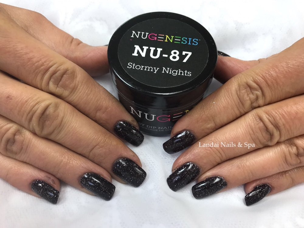 New Product Nugenesis Nail Powder Dipping That Is Odor
