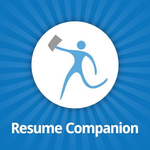Resume Companion - Career Counseling - 427 N Tatnall St - resume companion