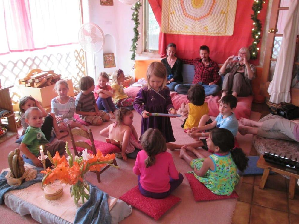 Preschool circle time Waldorf teacher Joani Kennedy - Yelp