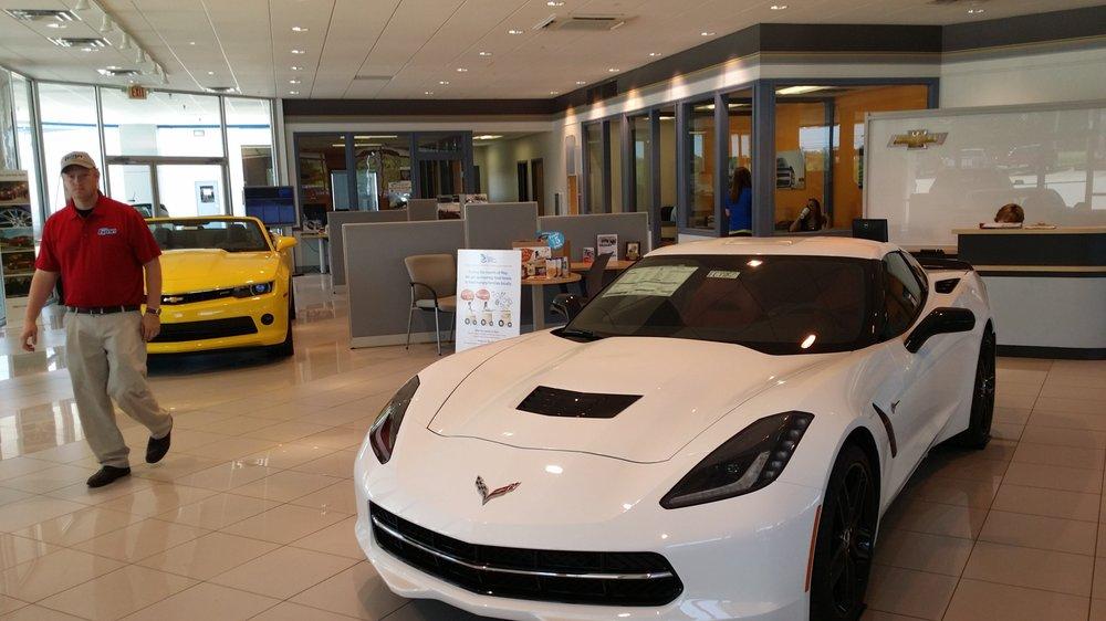 Ginn Chevrolet - 17 Photos  15 Reviews - Car Dealers - 8153 Access