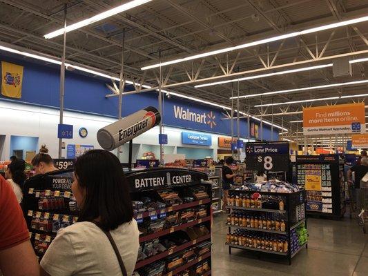 Walmart Supercenter 1 Teterboro Landing Dr Teterboro, NJ Pharmacies