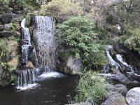 Waterfalls by the Korean garden - Yelp