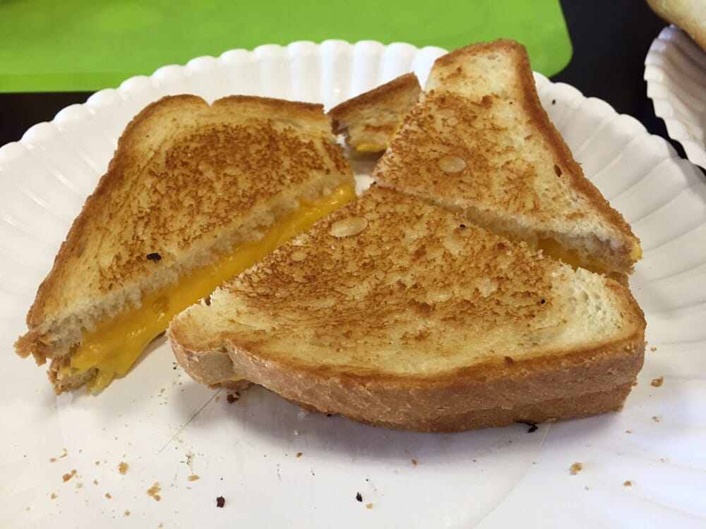 Grilled Cheese From Kid Menu 5 Yelp