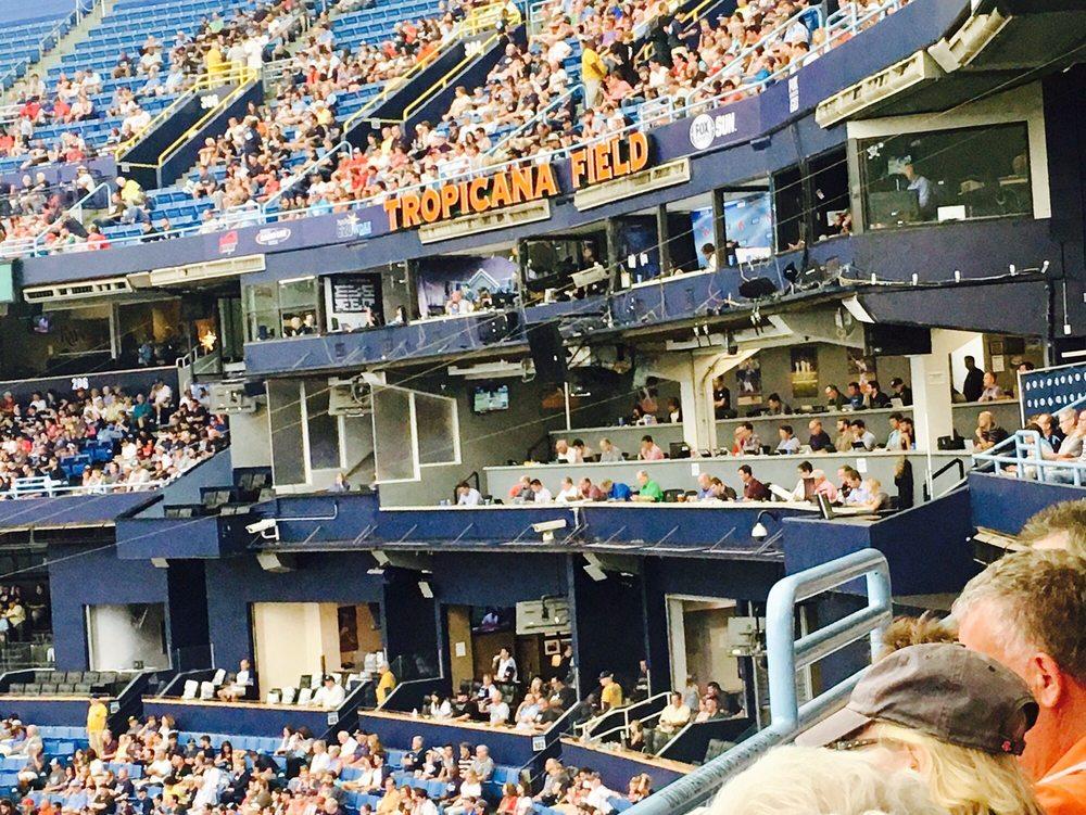 Tropicana Field - 766 Photos  309 Reviews - Stadiums  Arenas - 1