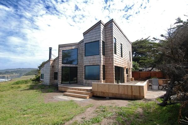 1967 Sea Ranch Original by Joseph Esherick HAPPY Place - prix construire sa maison
