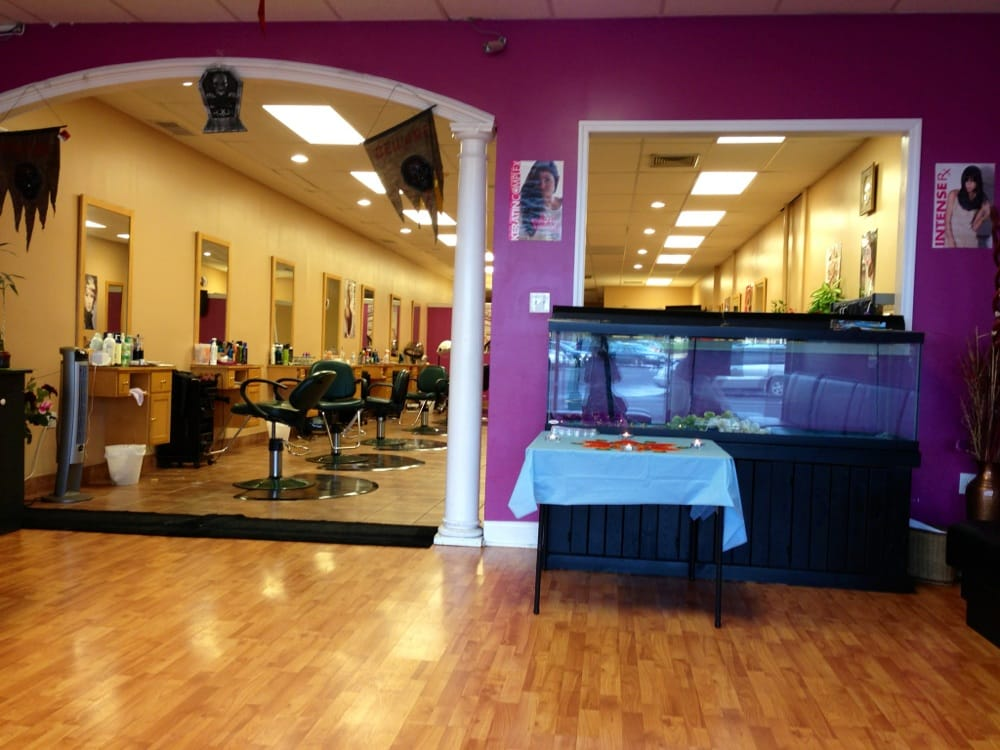 Roma Beauty Salon 14 Reviews Hair Salons 568