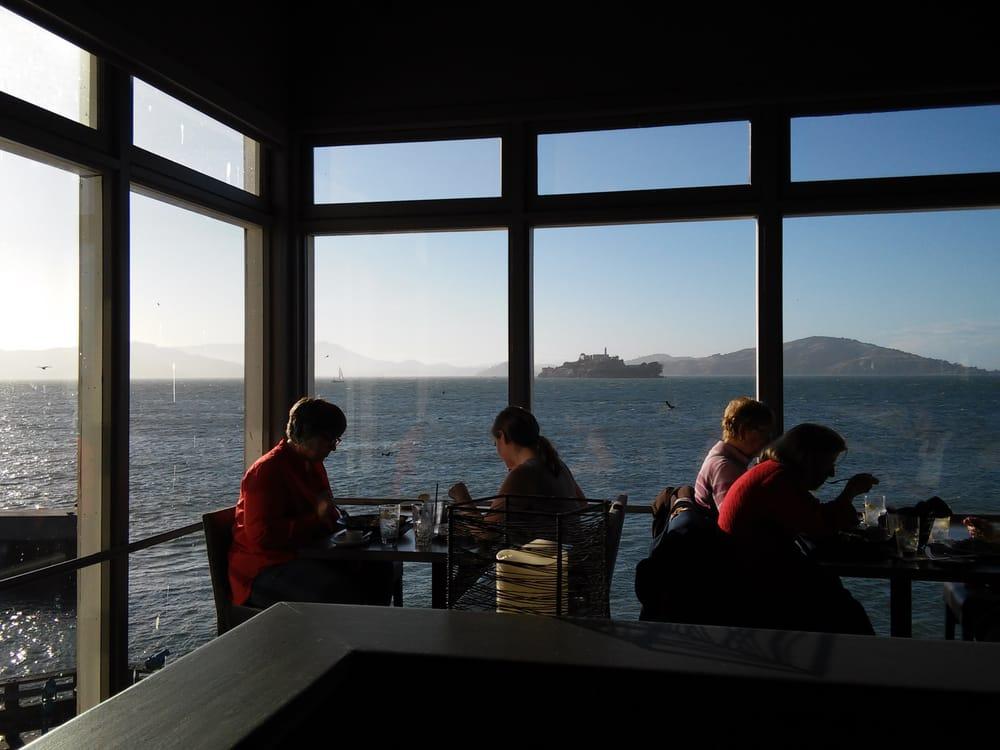 Nice view of Alcatraz - Yelp