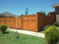 The best wood or composite privacy fence, picket fence ...