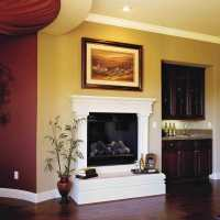 Corvallis w/Raised Hearth, Paint Grade Finish - Yelp