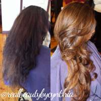 Color correction dark to light caramel hair I'm just one ...