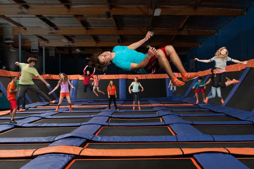 Sky Zone Trampoline Park - 25 Photos  12 Reviews - Trampoline Parks