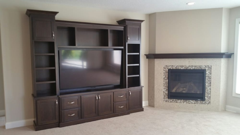 After Custom wiring and home entertainment setup! - Yelp