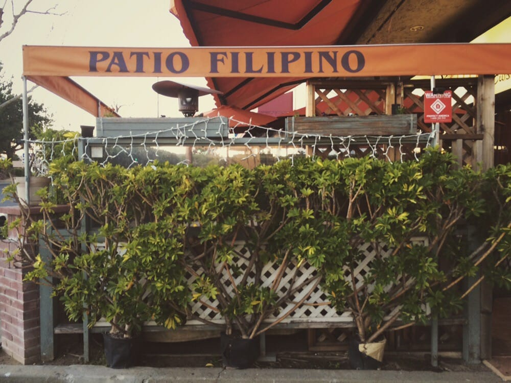 Photos For Patio Filipino Yelp
