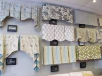 A variety of window treatment valances & cornice boards ...