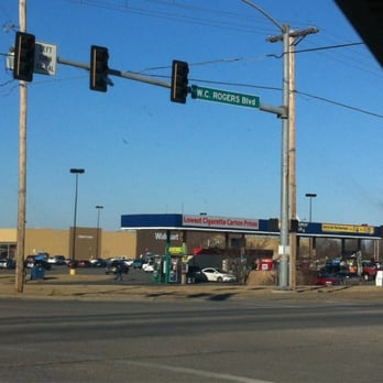 Walmart Supercenter - Department Stores - 700 W Rogers Blvd