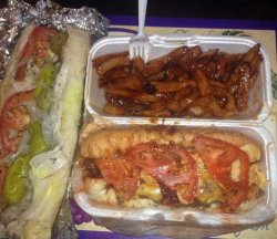 Perfect Hoagy Hours Home Hoagy S Steak Fries Sauce Yelp Home