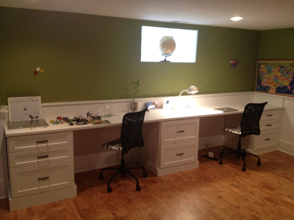Dual Desks Home Office Styles Yvotubecom