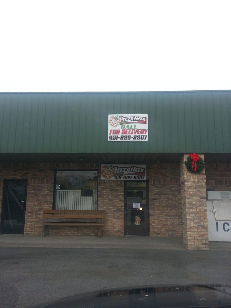 Pizza Box Pizza 512 Stratton Ave Monterey Tn