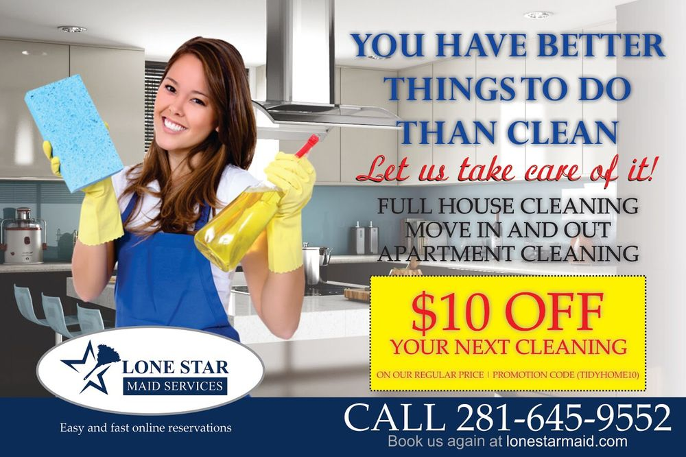 Lone Star Maid - 47 Photos - Home Cleaning - 21106 Brushy Canyon Dr