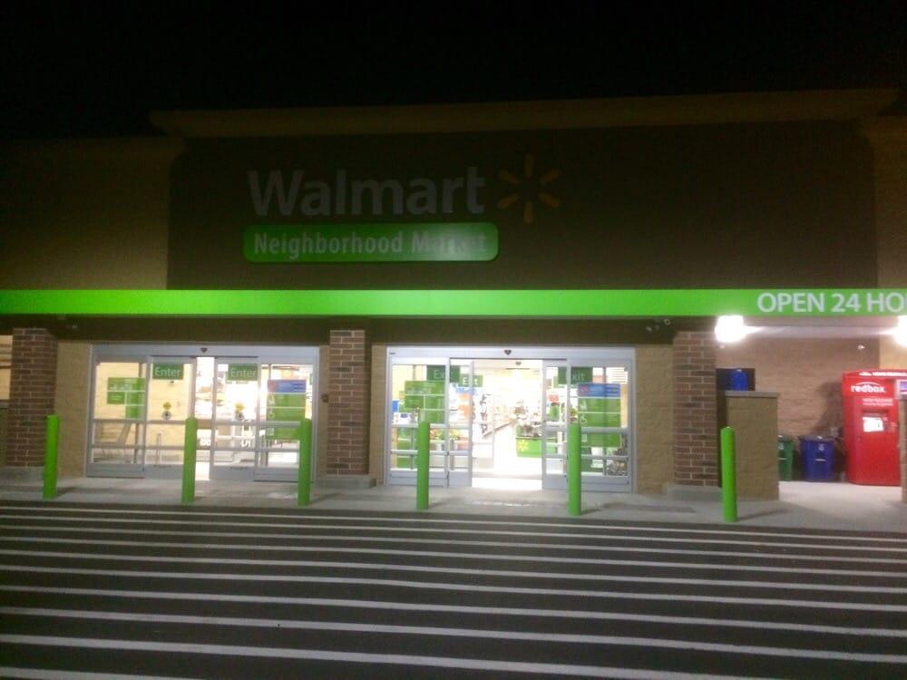 Walmart Neighborhood Market - Grocery - 4340 U S 70, Goldsboro, NC