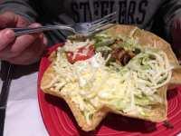 Fajita taco salad - Yelp