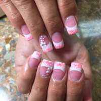 Acrylic Nails Flower Designs   Best Nail Designs 2018