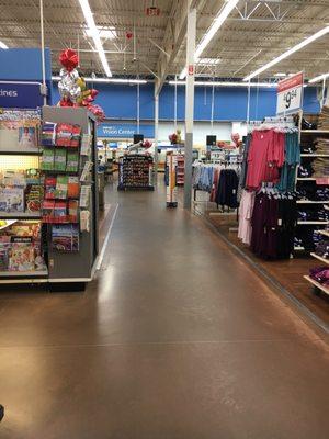 Walmart Supercenter 261 Cooper Creek Dr Mocksville, NC Department