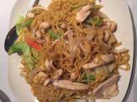 Chicken Thai chow mein - Yelp