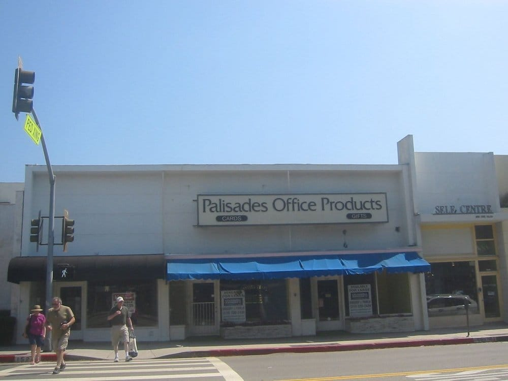 Palisades Office Products - Office Equipment - 15237 W Sunset Blvd