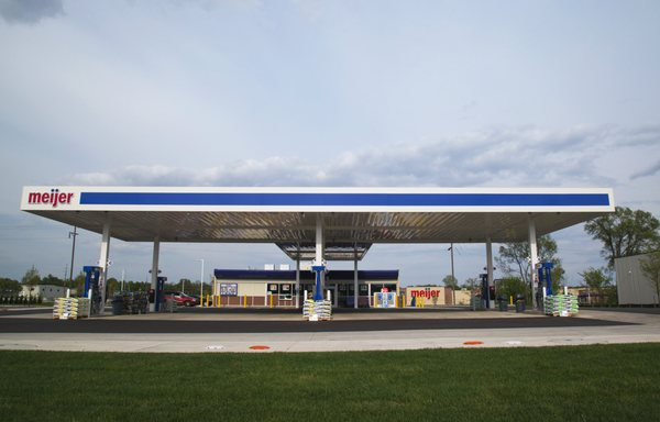 Meijer Gas Station 1961 N Clinton St Defiance, OH Gas Stations