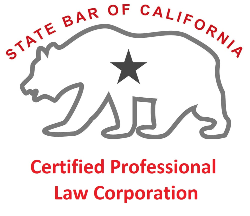 California State Bar We Are A California State Bar Certified Professional Law