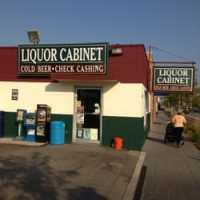 Liquor Cabinet - Beer, Wine & Spirits - 949 Virginia Ave ...