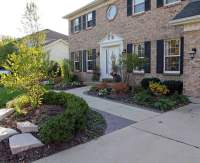 12 Types front entrance landscaping