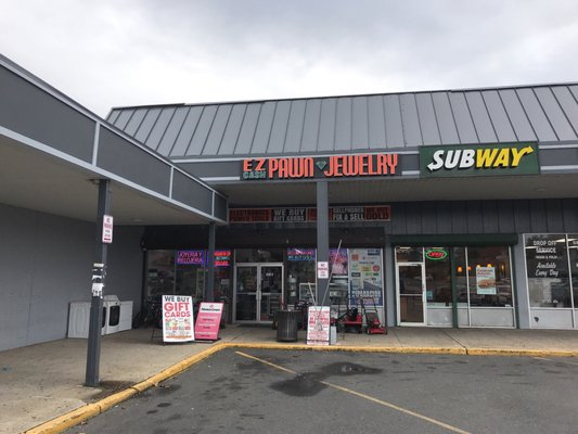 EZ Cash Pawn Brokers - Pawn Shops - 1913 Brentwood Rd, Brentwood, NY