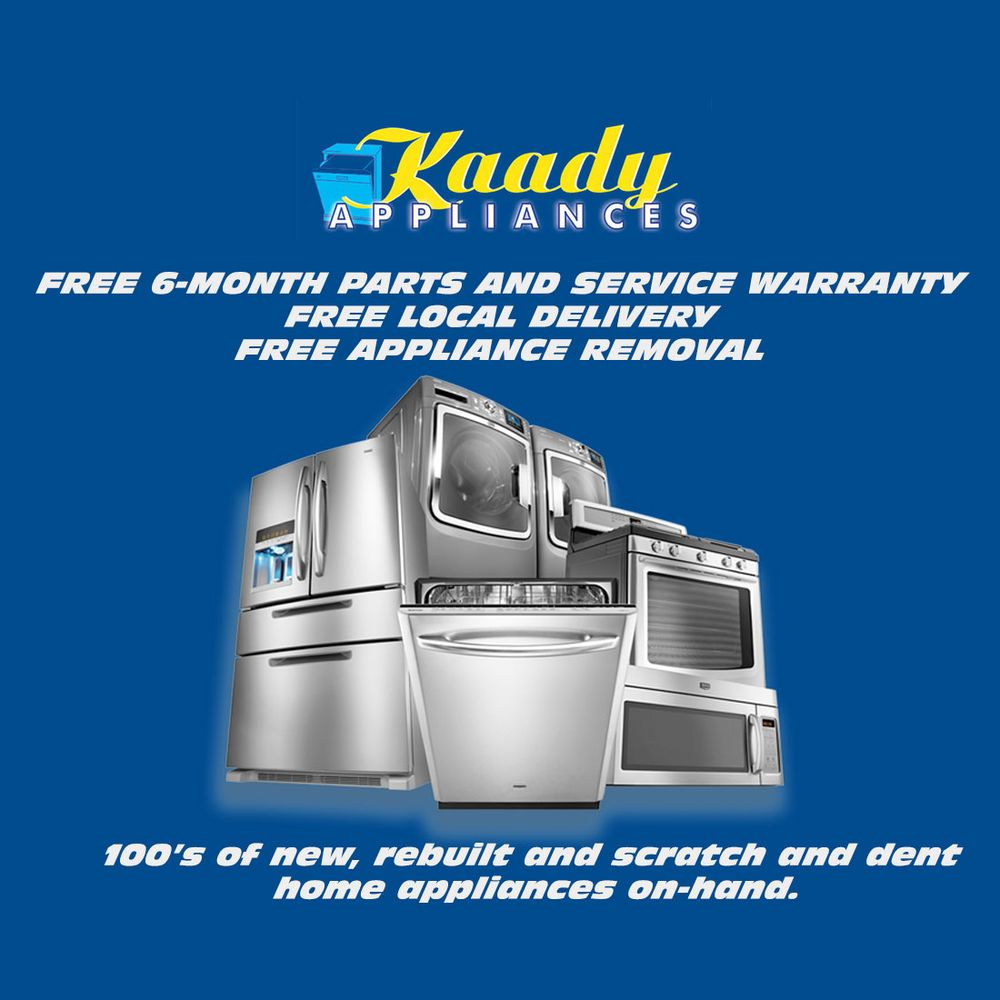 Appliances Portland Or Your Purchase Comes With A 6 Month Parts And Service Warranty