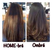 Color-correction from boxed hair color. - Yelp