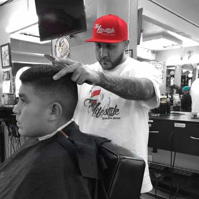 Photos for The Lifestyle Barbershop - Yelp
