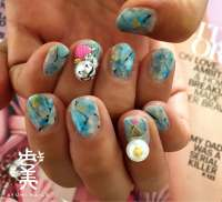 Japanese Nail Art, Nail Art, Nail Design, Miami Beach ...