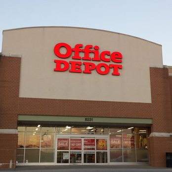 Office Depot - CLOSED - Office Equipment - 8231 Gateway Overlook Dr