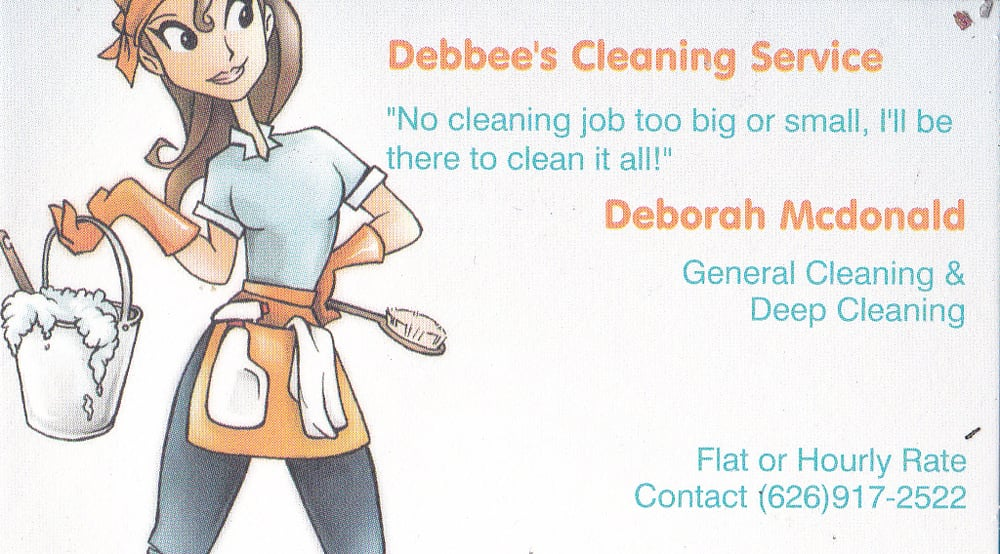 Debbees Housekeeping - CLOSED - Home Cleaning - 1766 Lang Ave, West