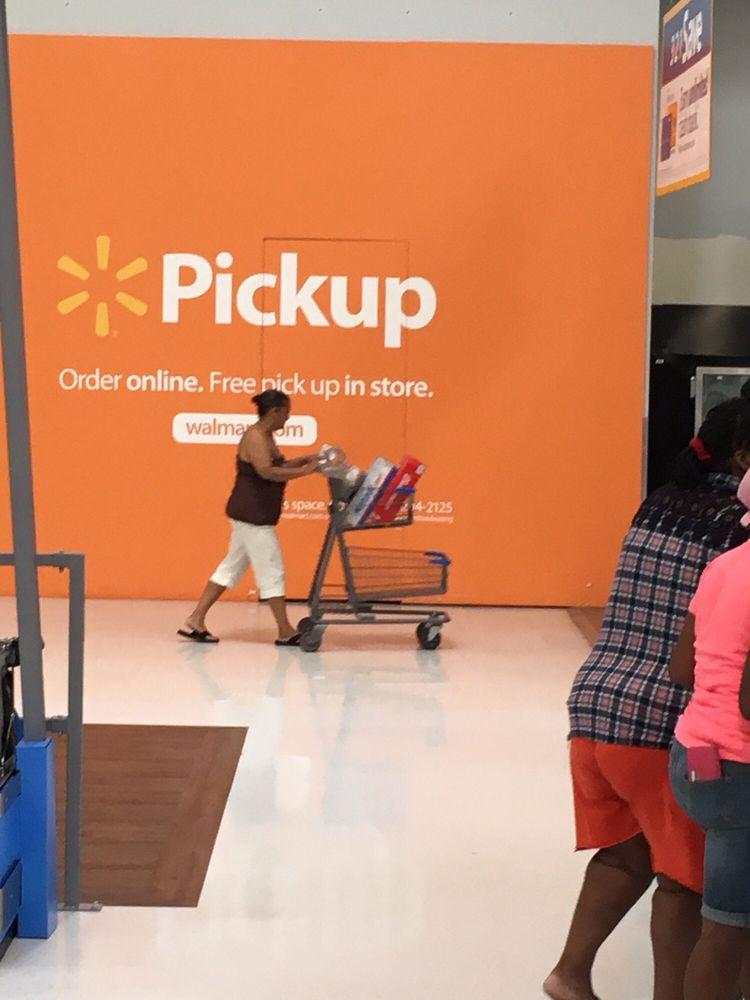 Walmart Supercenter - 10 Photos - Grocery - 1226 E Dixie Dr
