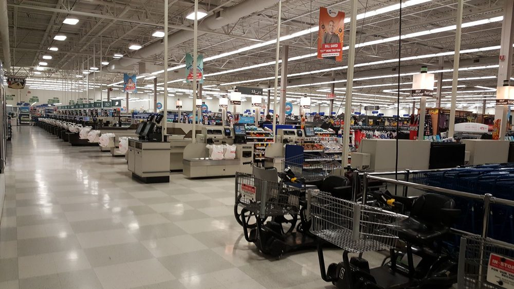 Cashier Area at Meijer Defiance, OH - Yelp