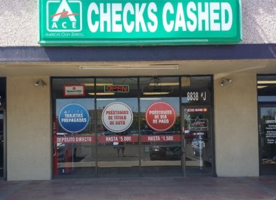 ACE Cash Express - Check Cashing/Pay-day Loans - 8838 Viscount Blvd, El Paso, TX - Phone Number ...