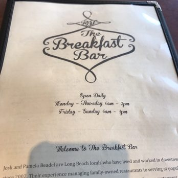 The Breakfast Bar - Order Food Online - 1735 Photos & 1448 Reviews