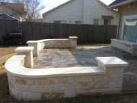Masonry Services  Austin Flagstone Patios